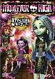 MONSTER HIGH FUSIÓN MONSTRUOSA (DVD)