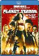 GRINDHOUSE PRESENTA PLANET TERROR (BLU-RAY)