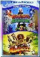 PACK MONSTRUOS CONTRA ALIENIGENAS + MADAGASCAR 2 (DVD)