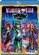 MONSTER HIGH: 13 MONSTRUO DESEOS (BLU-RAY)