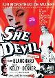 SHE DEVIL (LA DIABLA): EDICION LIMITADA (VERSION ORIGINAL)